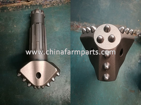 Drill Bit Dhd-340-140 Rock Drilling Machine
